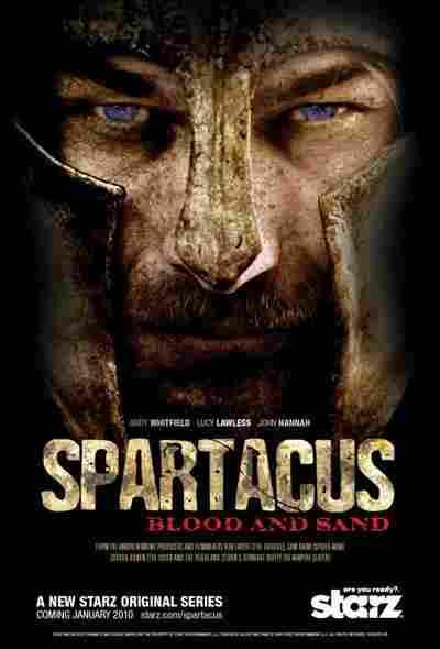 Spartacus: Sangue e Areia (2010)
