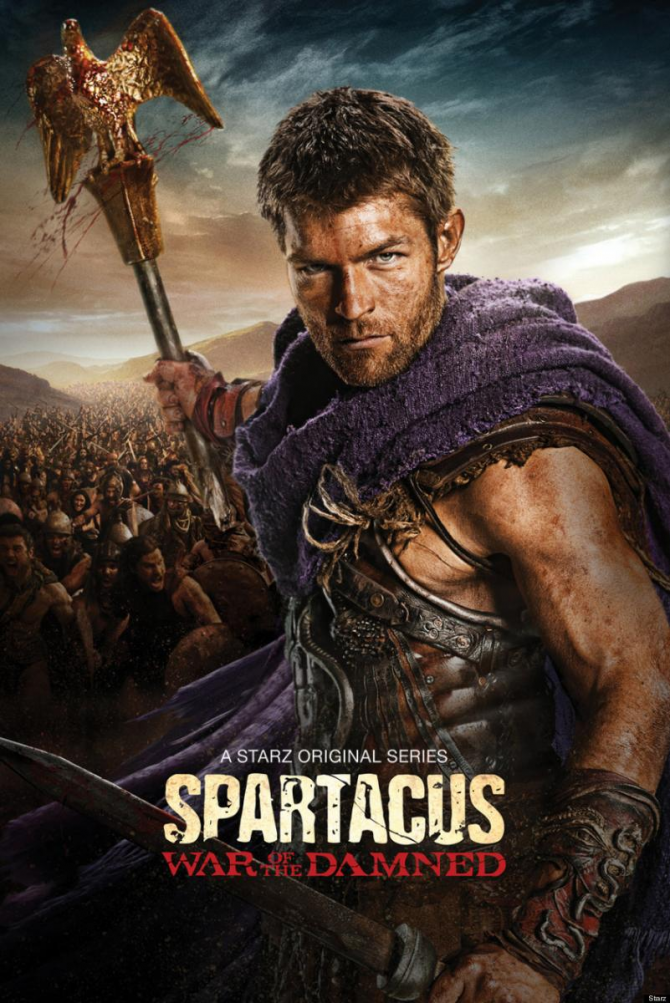 Spartacus: The War of the Damned (2013)