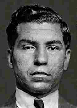 """Charlie """"Lucky"""" Luciano"""