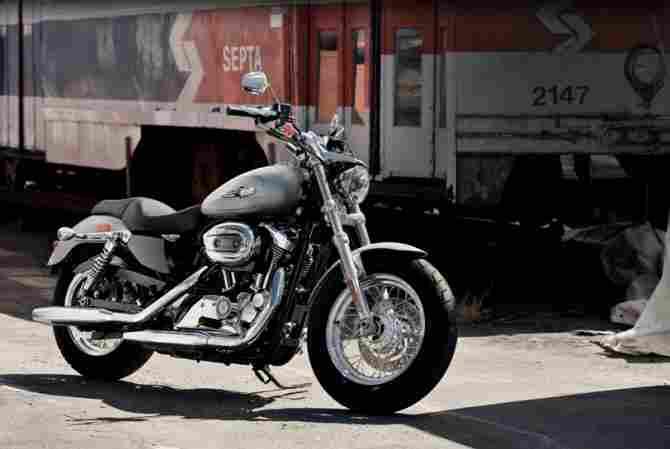 Costume de Harley Davidson 1200
