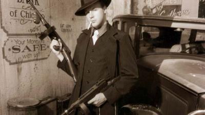 Die 10 berühmtesten Gangster