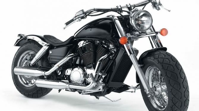 Die hübscheste Harley Davidson