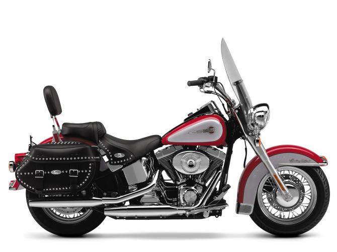 Harley डेविडसन विरासत सफ्टवेयर क्लासिक
