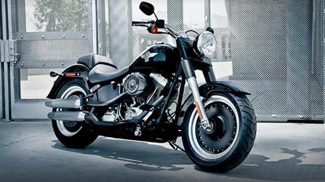 Harley Davidson Fat Boy Spezial