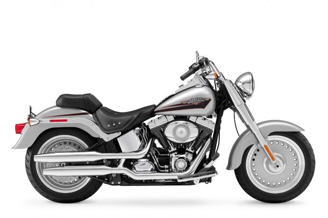 Harley Davidson Fetter Junge