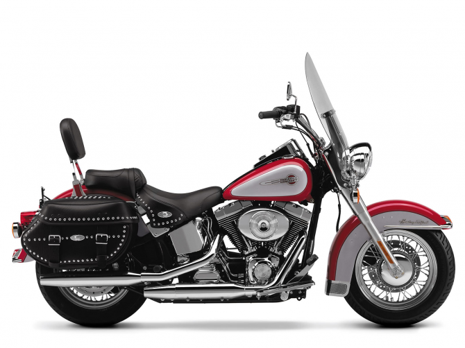 Harley Davidson Heritage Софтэйл Классик
