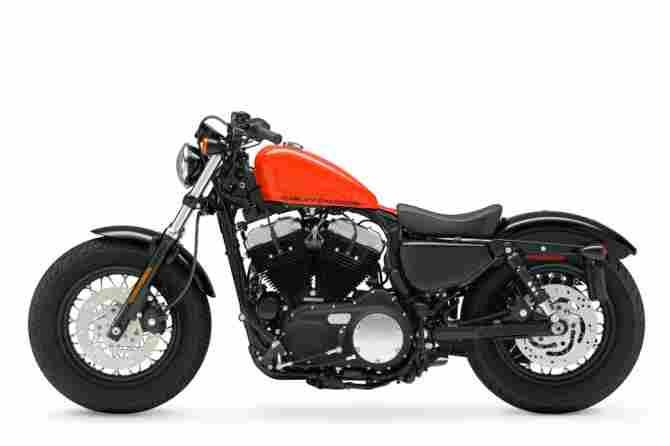 Harley Davidson Quarenta e Oito