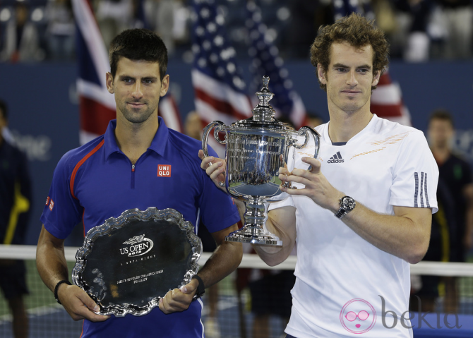 Andy Murray - Novak Djokovic (US Open 2012)