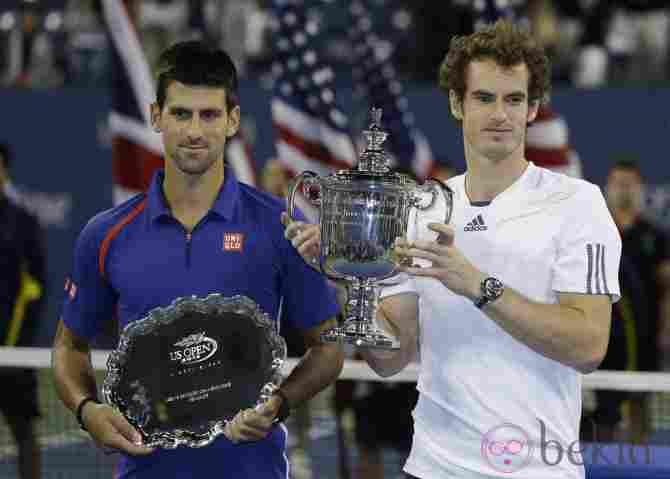 Andy Murray - Novak Djokovic (US Open 2012)