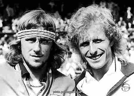 Borg - Gerulaitis (Wimbledon 1977)