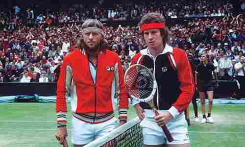 Borg - McEnroe (Wimbledon 1980)