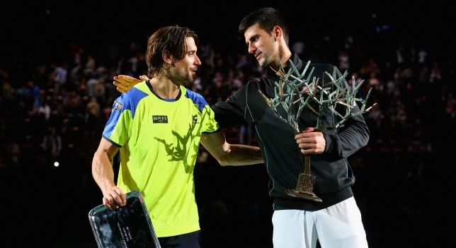 Djokovic - Ferrer (Paris-Bercy 2013)