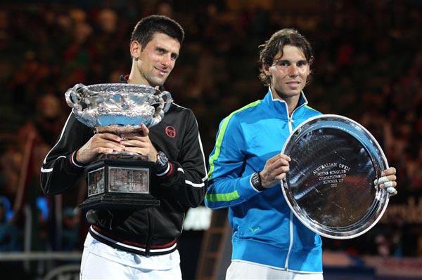 Djokovic - Nadal (Open Australia 2012)