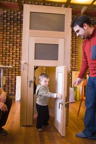 Door for all ages