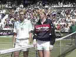 Edberg - Becker (Wimbledon 1990)