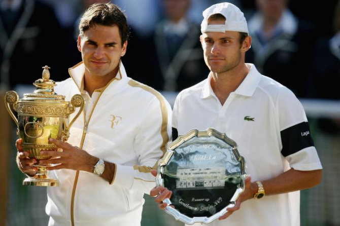 Federer- Roddick (Wimbledon 2009)