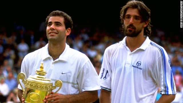 Ivanisevic - Rafter (Wimbledon 2001)
