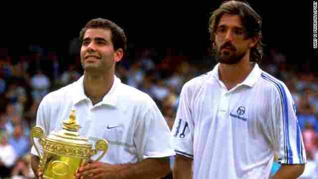 Ivanisevic - Rafter (Wimbledon 2001)