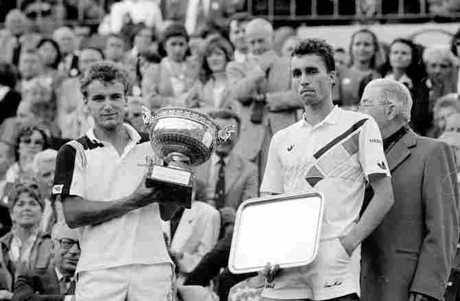 Mats Wilander- Ivan Lendl (US Open 1988)