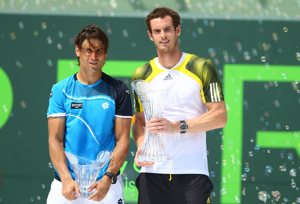 Murray - Ferrer (Miami 2013)