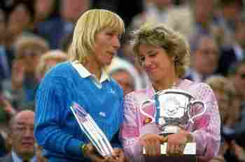 Navratilova - Chris Evert (Roland Garros 1985)