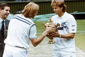 Stefan Edberg- Boris Becker (Wimbledon 1990)