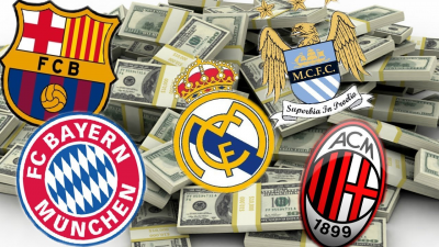 The most valuable teams in the world