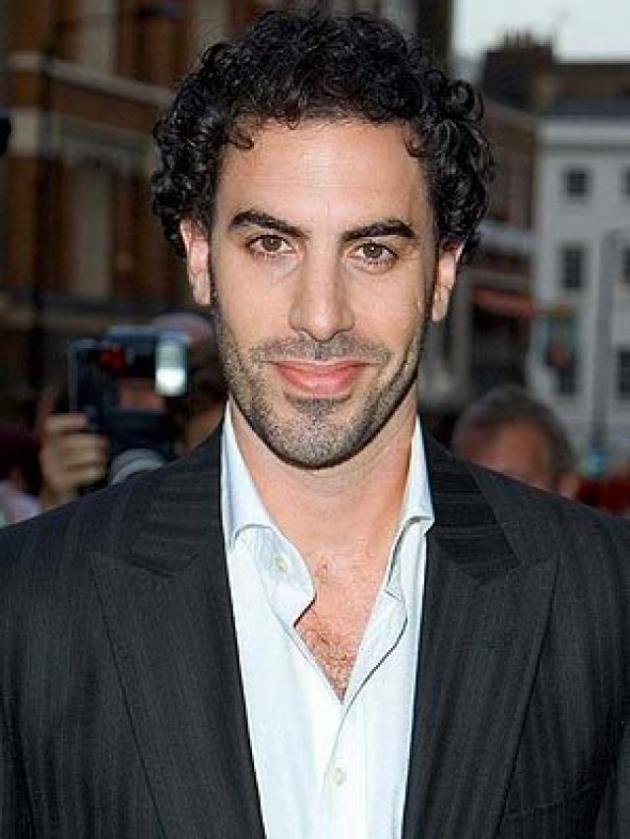 Sacha Barom Cohen