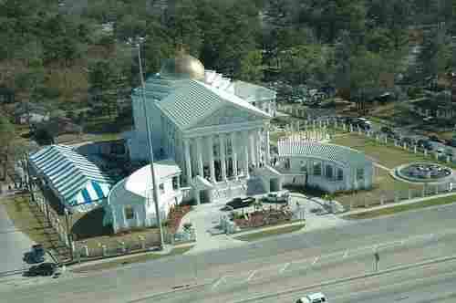 Храм Хьюстона, Техас (Свет мира)