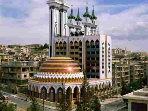 Мечеть Алеппо (Ислам)