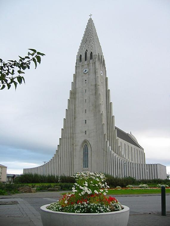 Hallgrímskirkja (Lutheran)