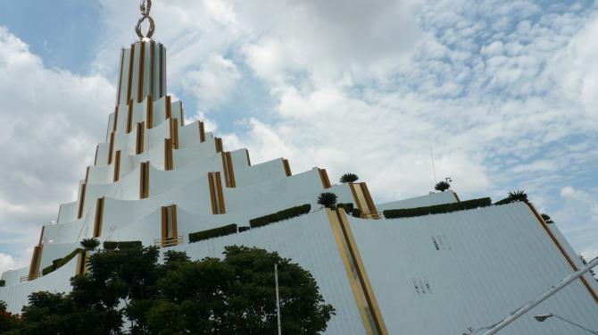 Les plus beaux temples modernes