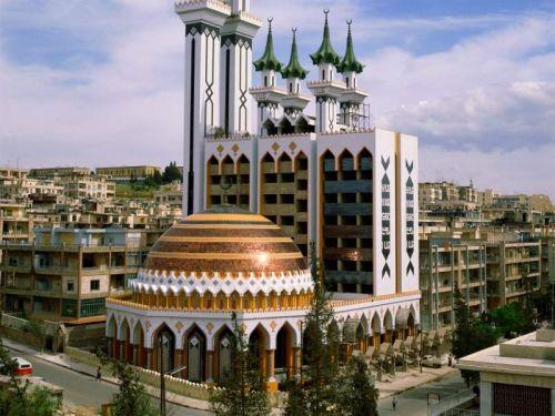 Mezquita de Alepo (Islam)