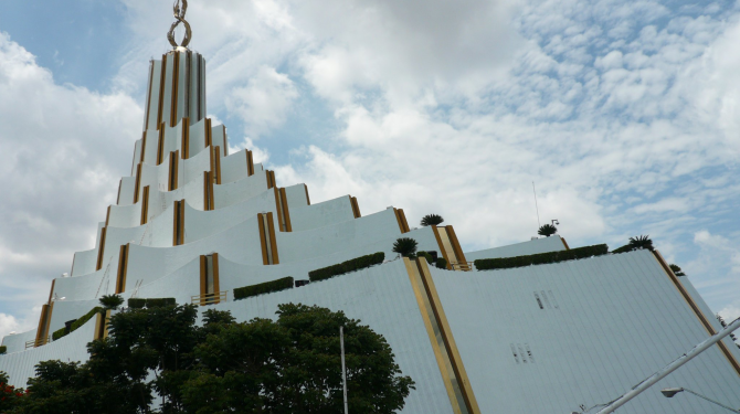 Os mais belos templos modernos