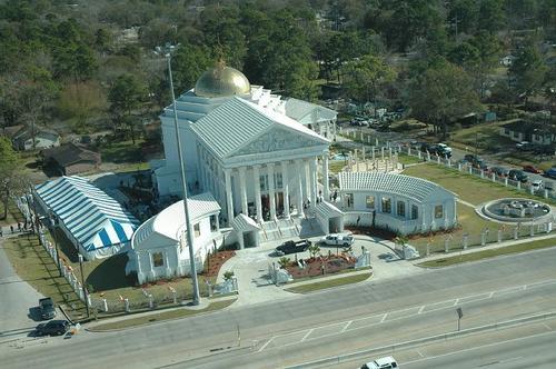 Temple de Houston, Texas (La Llum del Món)