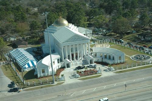 Temple of Houston, Texas (The Light of the World)