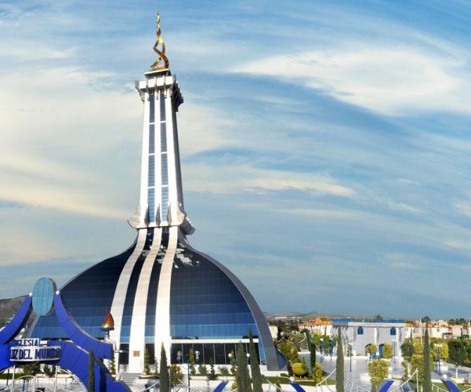 Tower of Faith (The Light of the World)