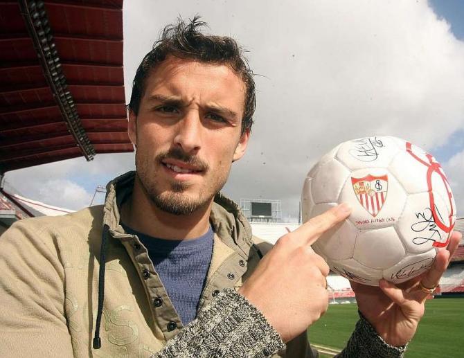 Antonio Puerta - Espanha