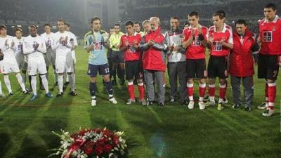 Jogadores de futebol falecidos no campo de futebol