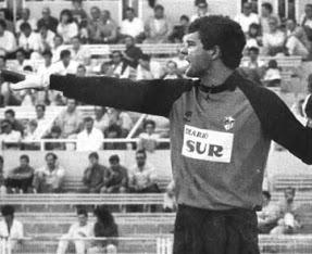 José Antonio Gallardo - Spanien