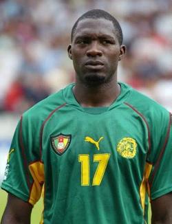 Marc-Vivien Foé - Camarões
