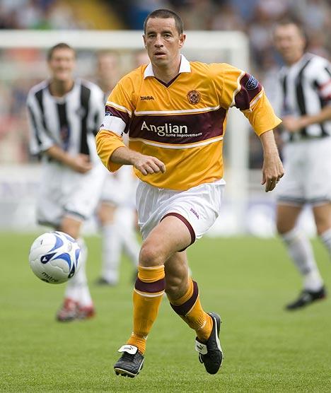 Phil O'Donnell - Schottland