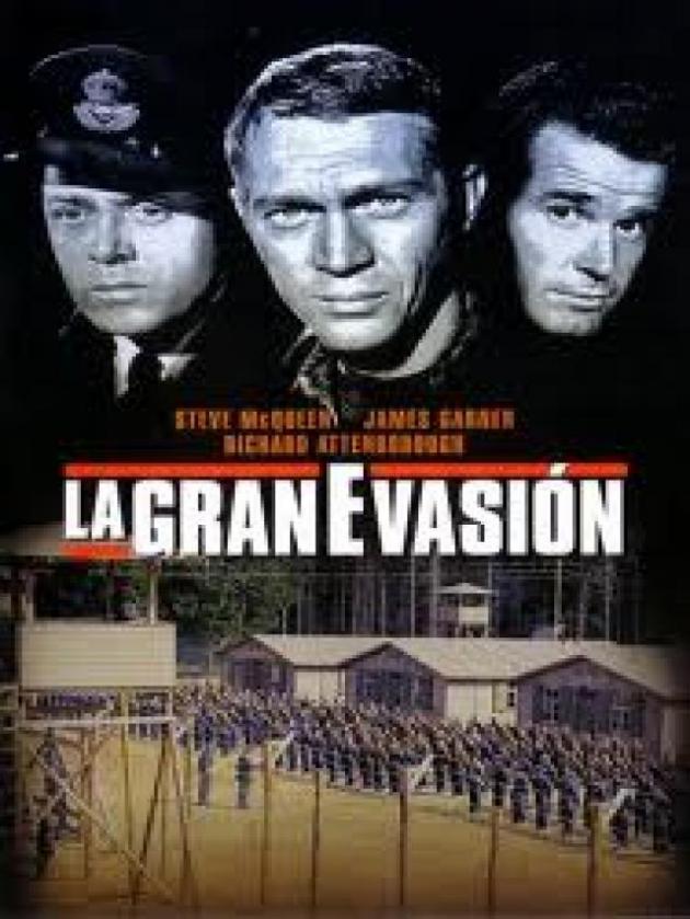 A grande evasão (1963)