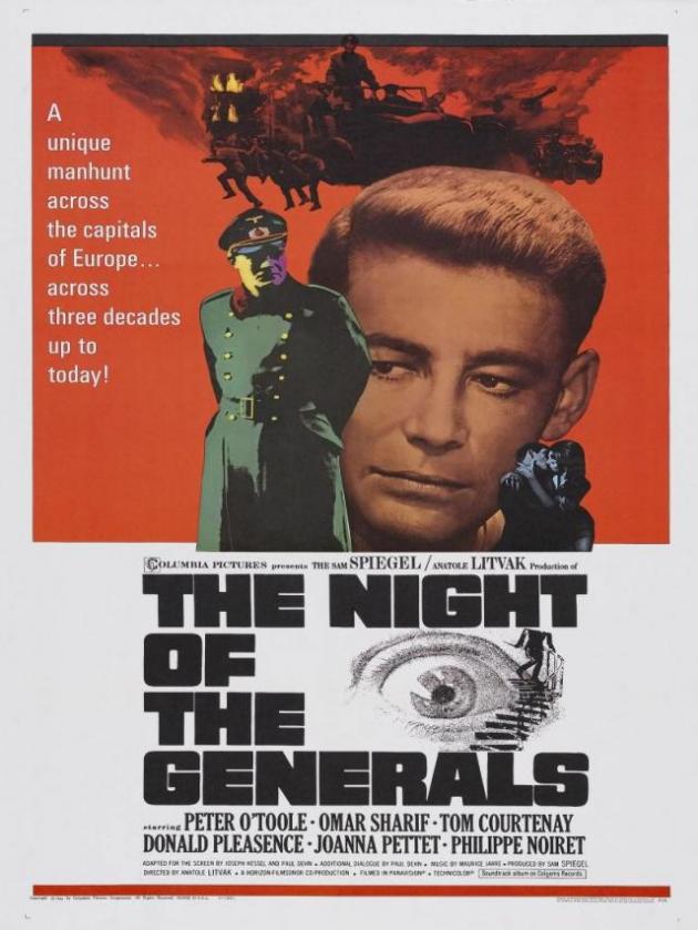 A noite dos generais (1966)