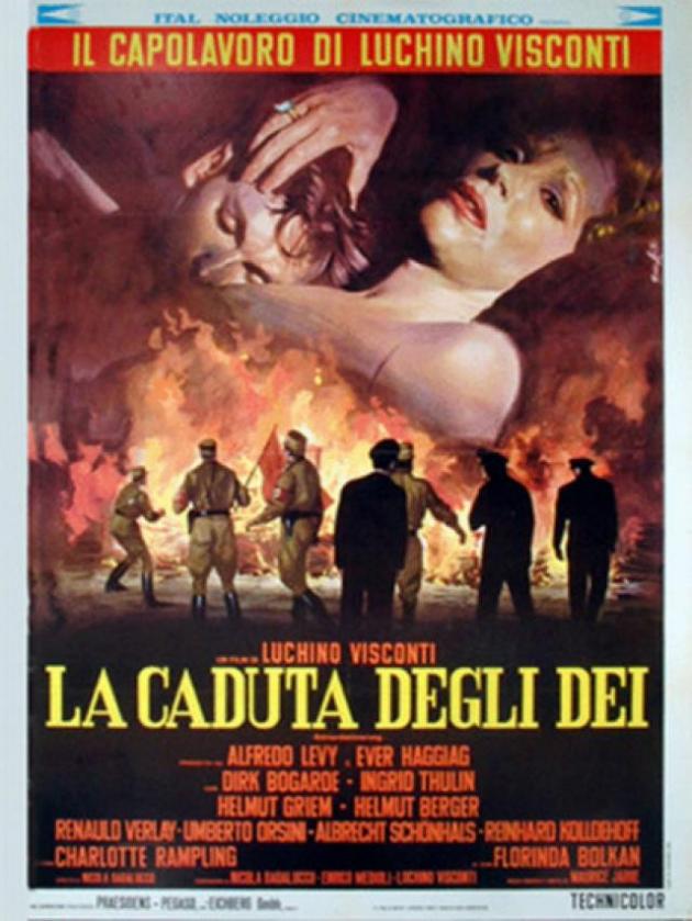 A Queda dos Deuses (1969)