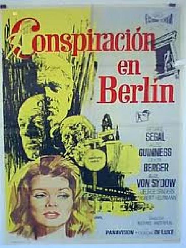 Conspiración en Berlín (1966)