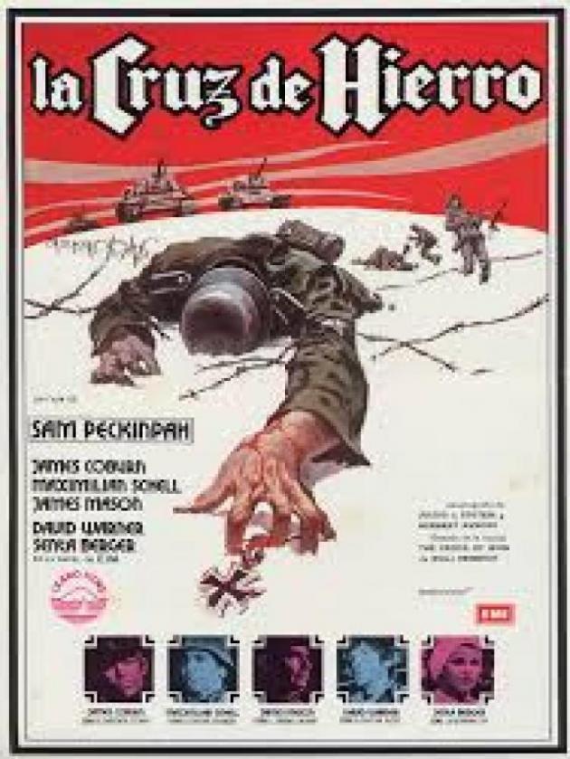 Das Eiserne Kreuz (1977)