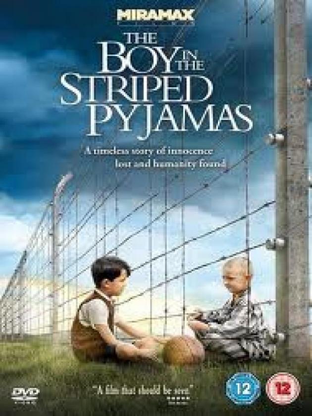 Der Junge mit dem gestreiften Schlafanzug (2008)