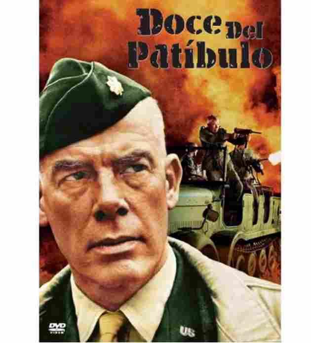 Doce del patíbulo (1967)
