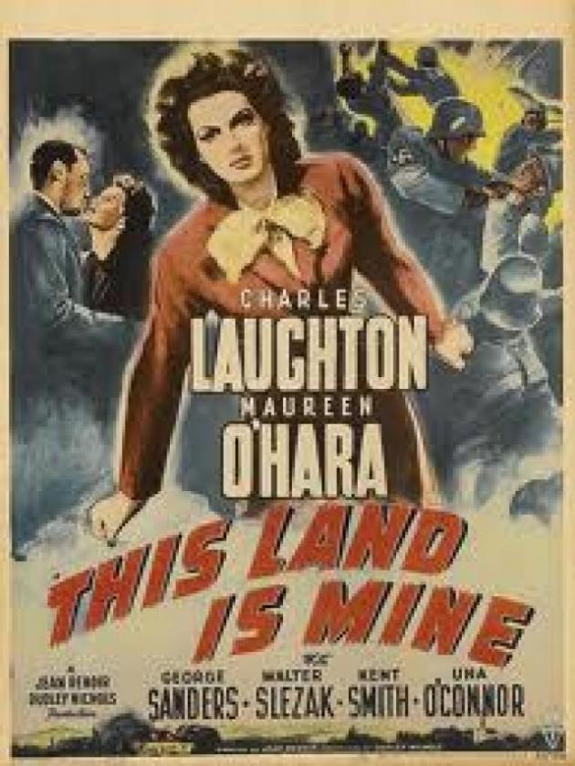 Esta tierra es mía (1943)